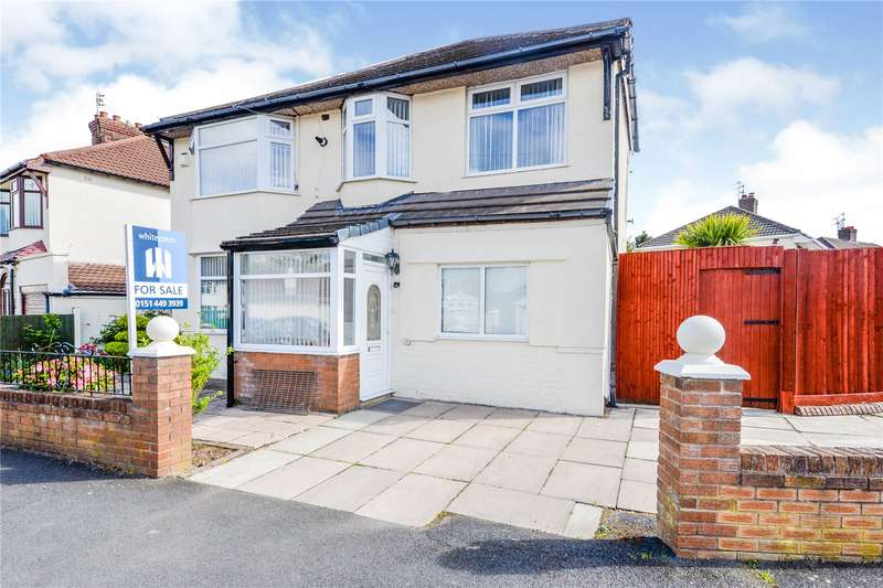 4 Bedrooms Detached House for sale in Ruskin Way, Liverpool, Merseyside, L36