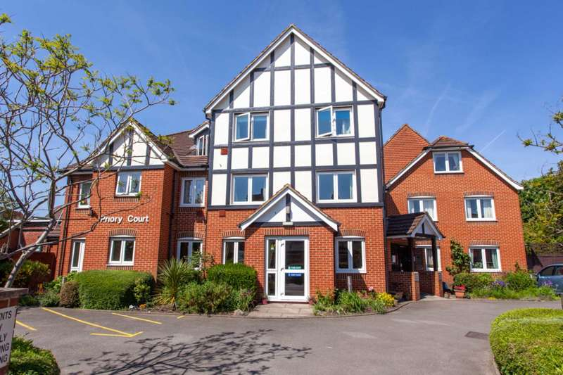 1 Bedroom Retirement Property for sale in Priory Court, Caversham