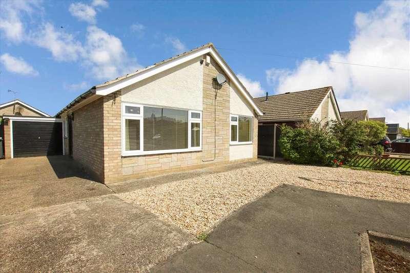 3 Bedrooms Bungalow for sale in Saxon Close, Metheringham, Metheringham