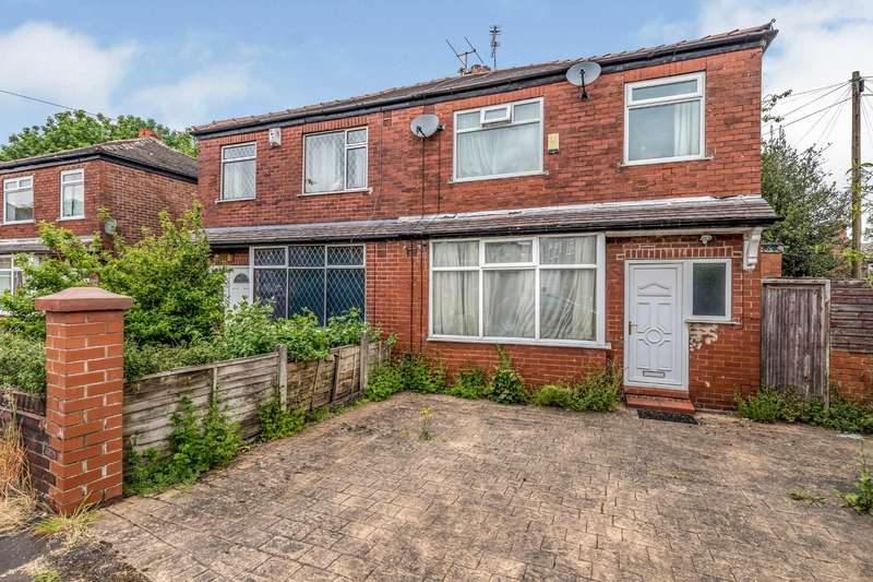 3 Bedrooms Semi Detached House for sale in Sandhutton Street, Manchester, Greater Manchester, M9