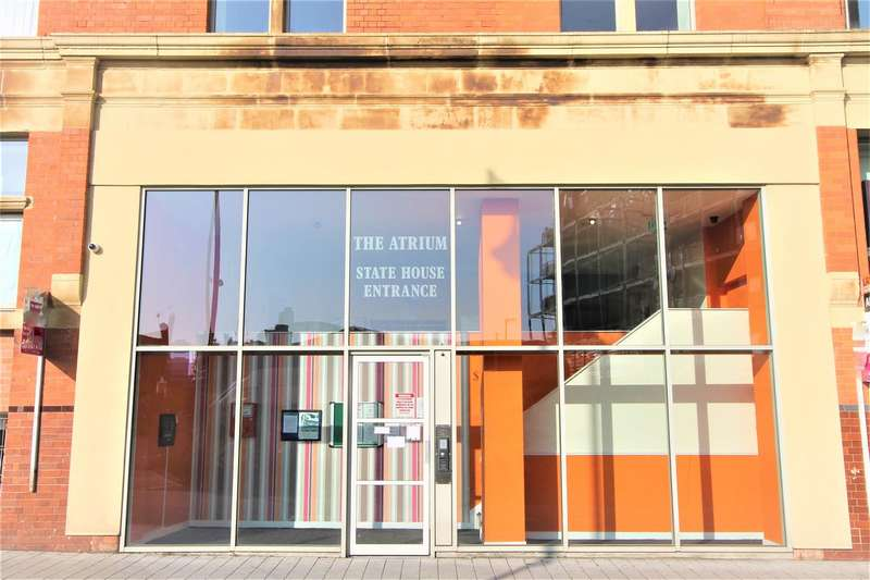 1 Bedroom Apartment Flat for sale in The Atrium, Morledge Street, Leicester LE1 1ST