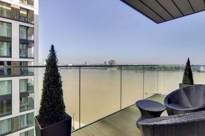 2 Bedrooms Flat for sale in Hampton Apartments, Woolwich Riverside, SE18