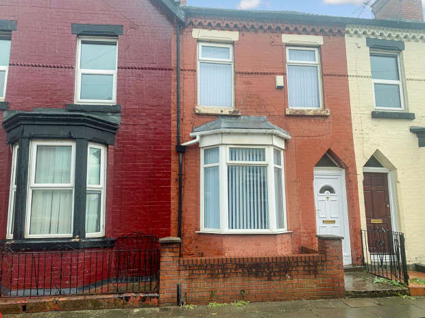 3 Bedrooms Terraced House for rent in Rickman Street, Liverpool, L4