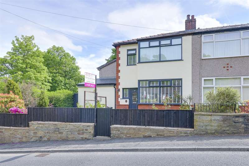 5 Bedrooms Semi Detached House for sale in Bridleway, Newchurch, Rossendale
