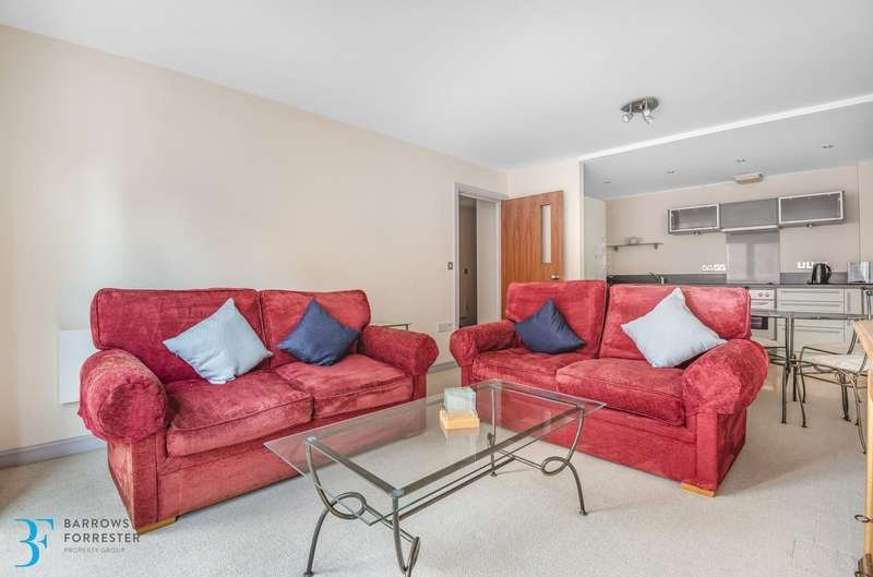 2 Bedrooms Apartment Flat for rent in Liberty Place, Sheepcote Street