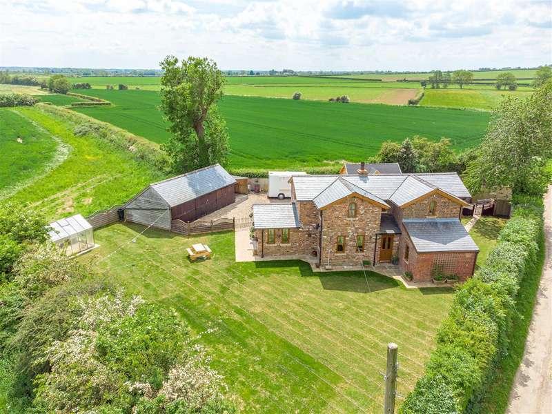 3 Bedrooms Detached House for sale in Peasgate Lane, Halton Holegate, Spilsby