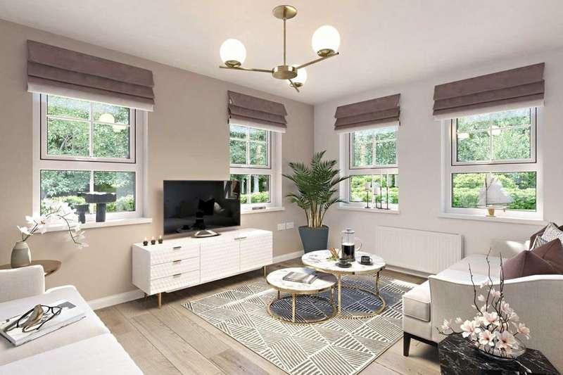 4 Bedrooms House for sale in Hounslow, Grange View, Grange Road, Hugglescote, COALVILLE, LE67 2BQ