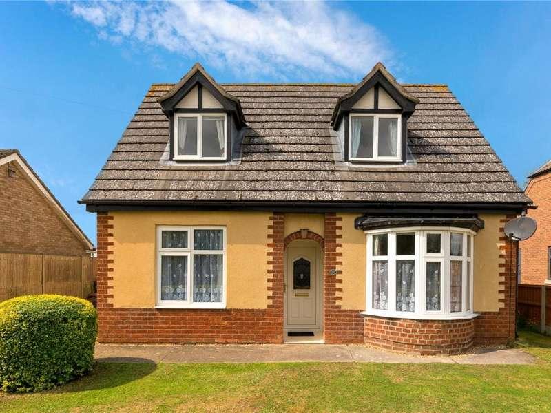4 Bedrooms Detached House for sale in Hale Road, Heckington, Sleaford