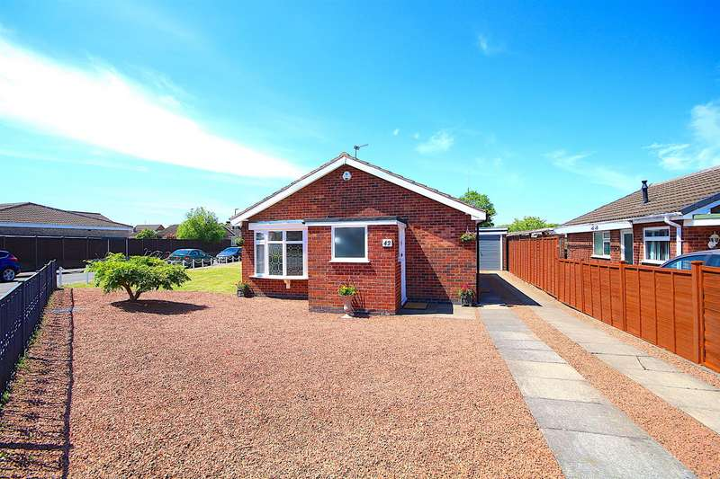 2 Bedrooms Detached Bungalow for sale in Parkstone Road, Syston