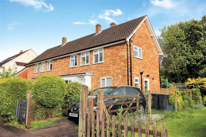 3 Bedrooms Semi Detached House for sale in Brickfield Road, Coopersale