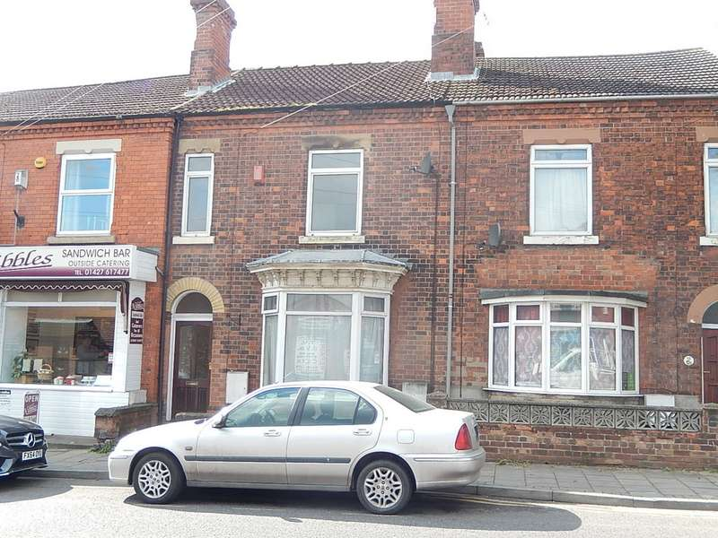3 Bedrooms Property for rent in Lea Road, Gainsborough DN21