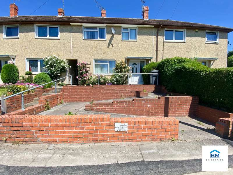 3 Bedrooms Terraced House for sale in Netherhall Road, Leicester, LE5