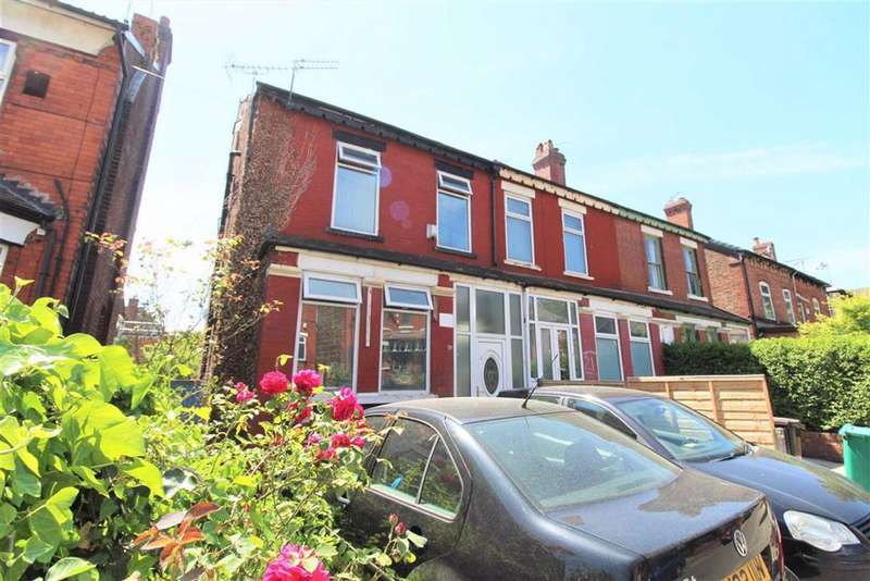 6 Bedrooms End Of Terrace House for sale in Osborne Road, Levenshulme, Manchester