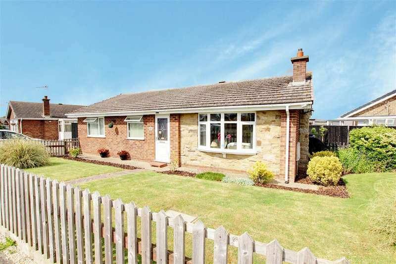 3 Bedrooms Detached Bungalow for sale in Marian Avenue., Mablethorpe