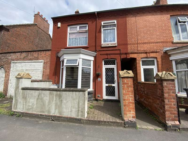 3 Bedrooms Property for sale in Park Road, Coalville LE67