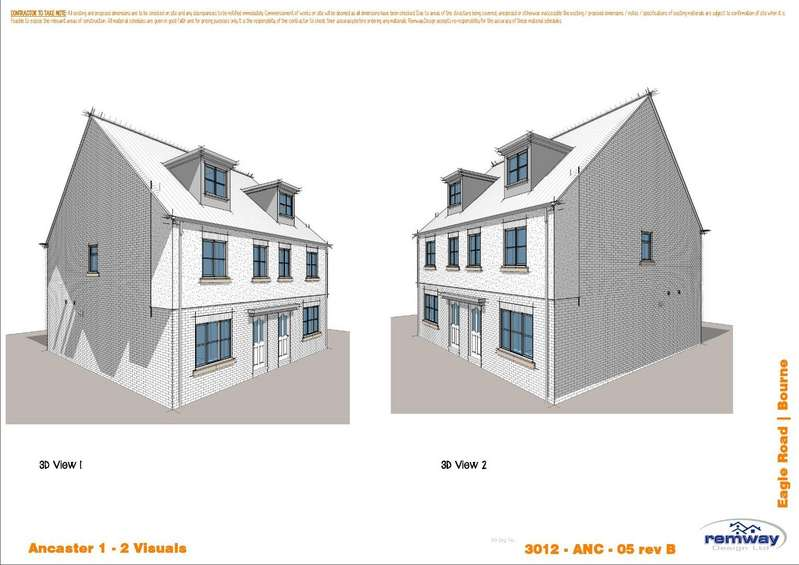 4 Bedrooms Semi Detached House for sale in PLOT ONE, Falcon Way, Bourne