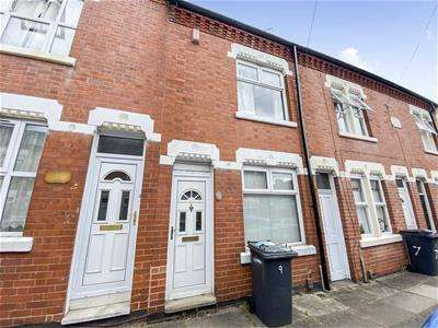 2 Bedrooms Terraced House for sale in Tyndale Street, Leicester