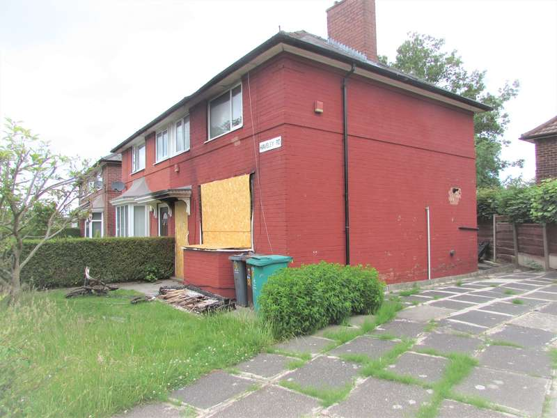 3 Bedrooms Semi Detached House for sale in Haveley Road, Wythenshawe, Manchester, M22