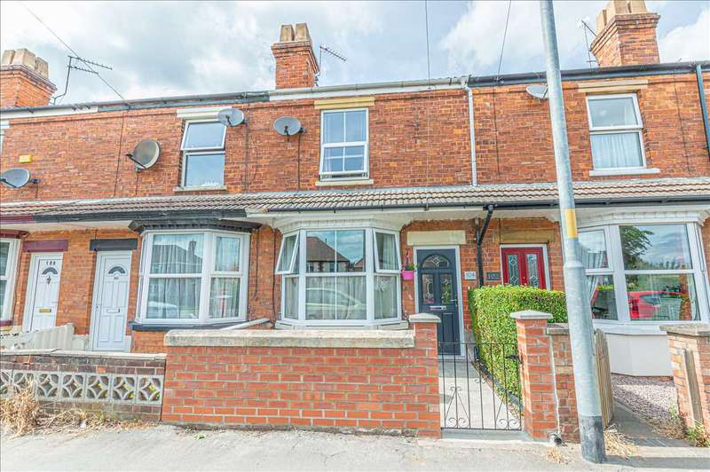 2 Bedrooms Terraced House for sale in Grantham Road, Sleaford