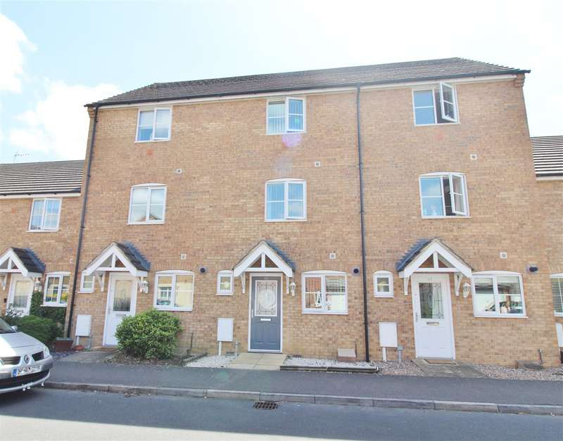 3 Bedrooms Town House for sale in Kedleston Road, Grantham