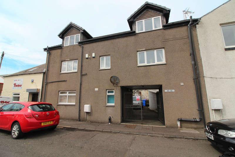 2 Bedrooms Flat for sale in Crown Street, Ayr, KA8