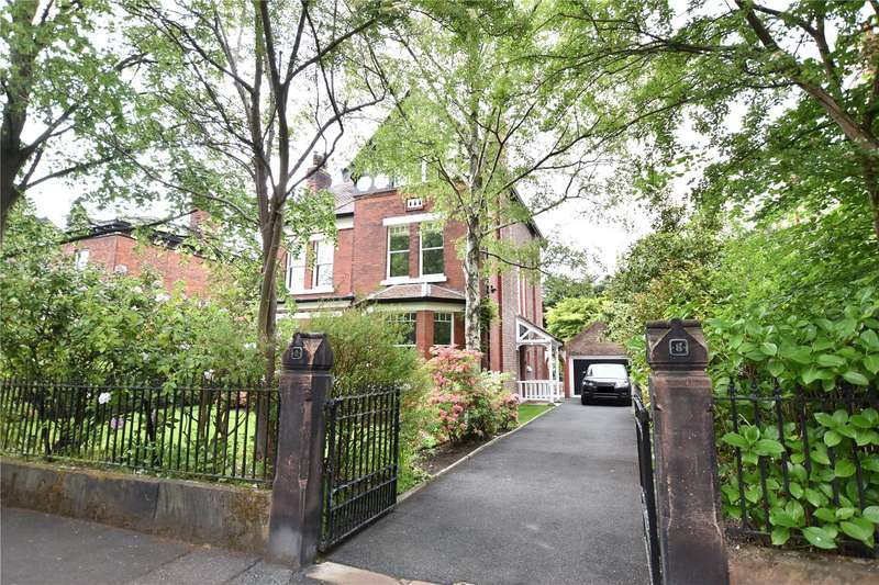 6 Bedrooms Detached House for sale in Knowsley Road, Cressington Park, Liverpool, L19