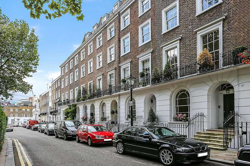 5 Bedrooms Town House for sale in Montpelier Square, London, SW7