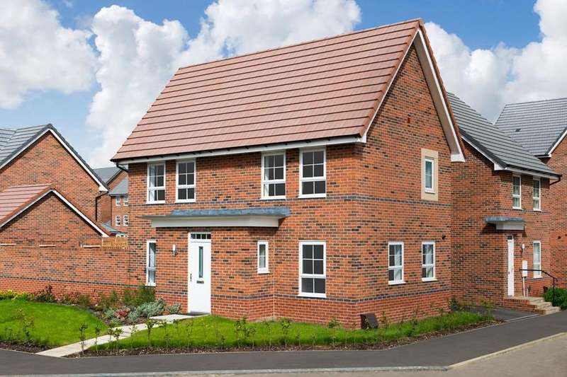 3 Bedrooms House for sale in Falmouth 1, Drovers Court, Great North Road, Micklefield, LEEDS, LS25 4AQ