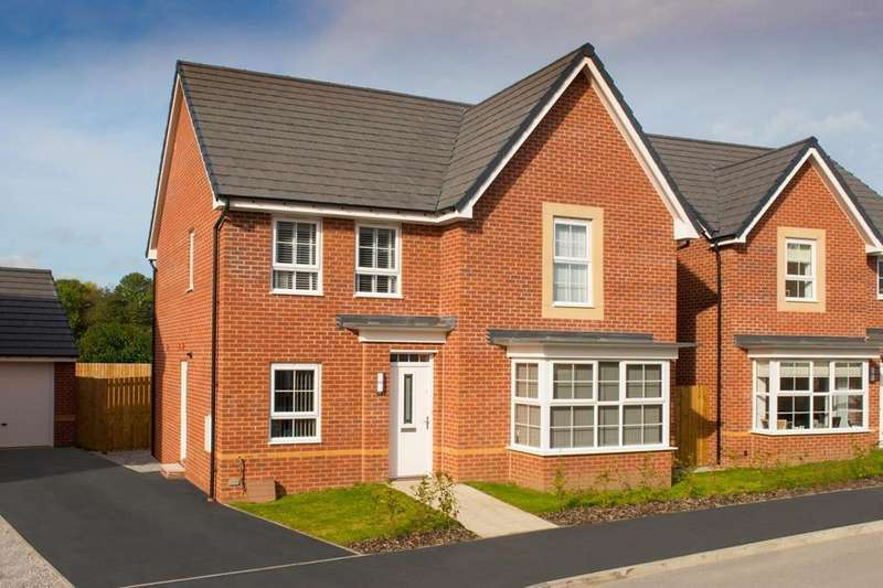 4 Bedrooms House for sale in Cambridge, Drovers Court, Great North Road, Micklefield, LEEDS, LS25 4AQ