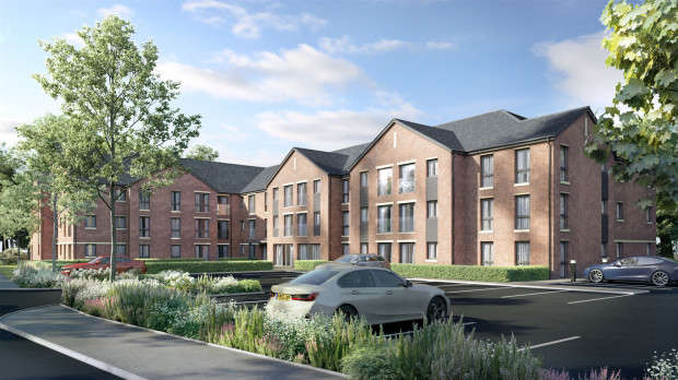 1 Bedroom Apartment Flat for sale in Royles Lodge, Thornton-Cleveleys, FY5