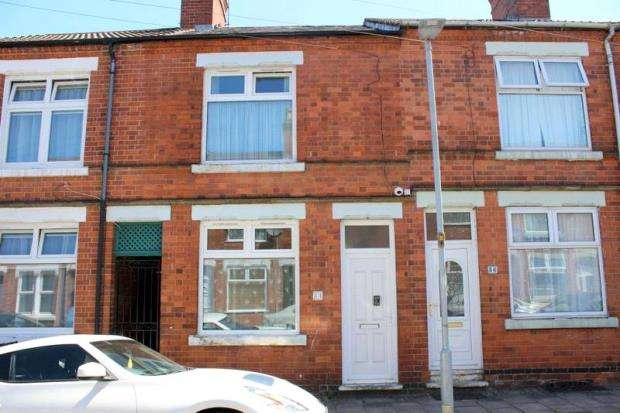 2 Bedrooms Terraced House for sale in Judges Street, Loughborough