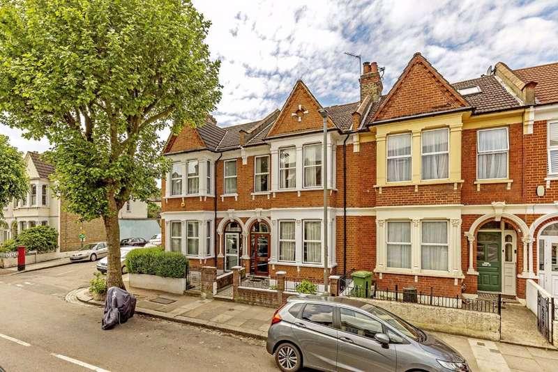 4 Bedrooms Terraced House for sale in Parklands Road, Furzedown