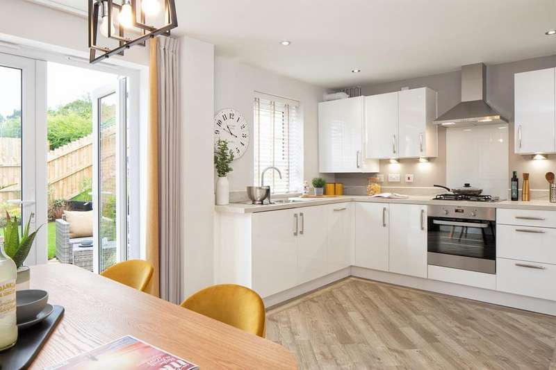 3 Bedrooms House for sale in Maidstone, Victoria Heights, Chudleigh Road, Alphington, EXETER, EX2 9SQ
