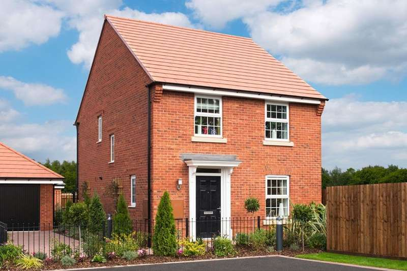 4 Bedrooms House for sale in Ingleby, DWH at Romans Quarter, Dunsmore Avenue, Bingham, NOTTINGHAM, NG13 8HP