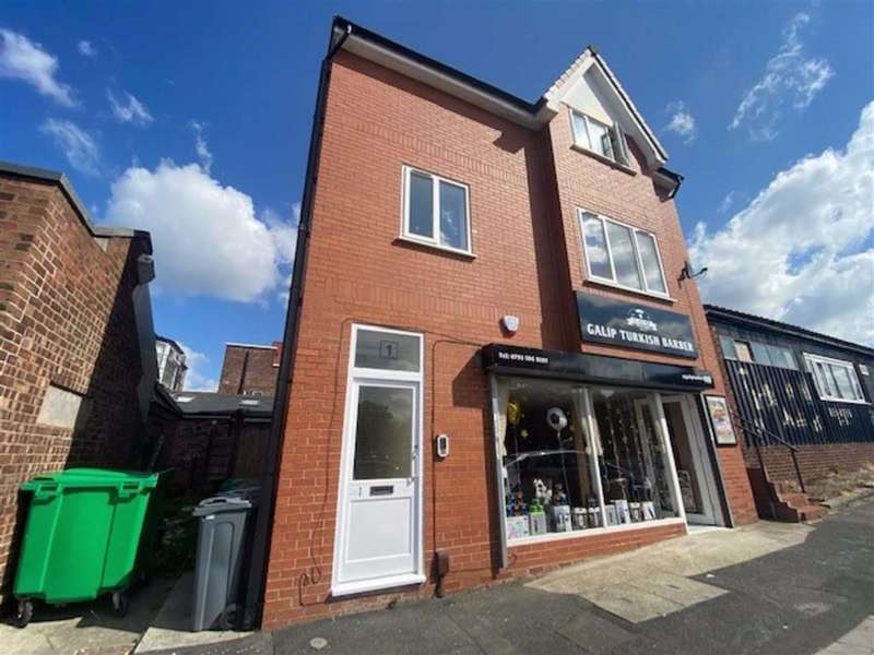 1 Bedroom Flat for rent in Lloyd Road, Stockport, Cheshire