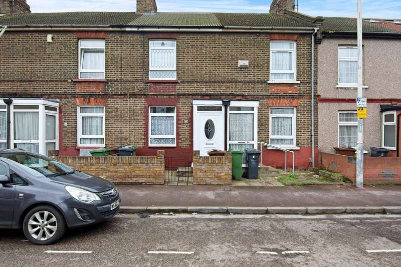 2 Bedrooms Terraced House for sale in King Edwards Road, Barking, IG11