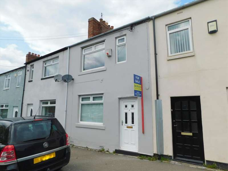 3 Bedrooms Terraced House for sale in ADOLPHUS PLACE, GILESGATE MOOR, Durham City, DH1 2RG