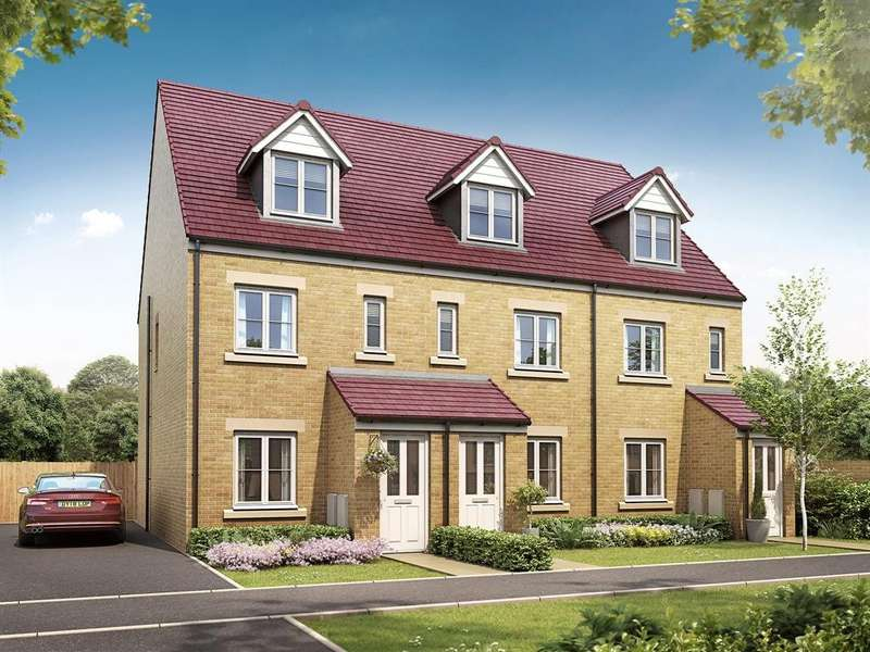 3 Bedrooms House for sale in The Souter, The Landings, Grantham Road, Waddington, LN5 9RZ