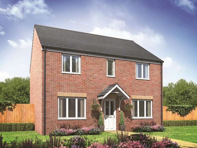 4 Bedrooms House for sale in The Chedworth, The Landings, Grantham Road, Waddington, LN5 9RZ