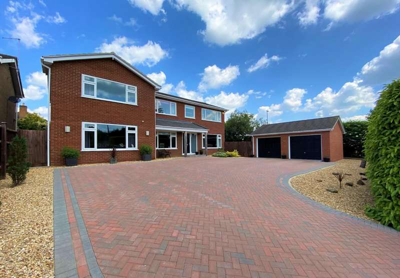 5 Bedrooms Detached House for sale in Northorpe, Thurlby