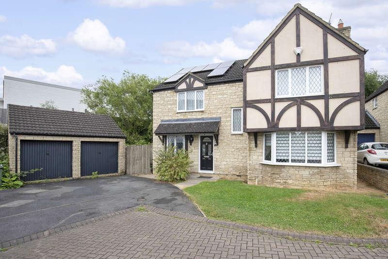 4 Bedrooms Detached House for sale in Tibberton Grove, Cheltenham GL51 6UH