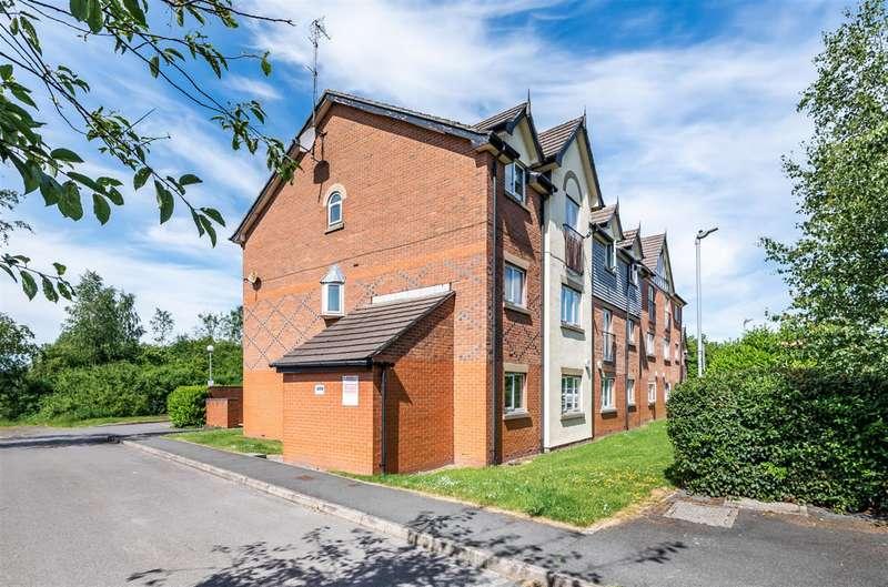 2 Bedrooms Apartment Flat for rent in Scholars Court, Collegiate Way, Manchester, M27 4LA