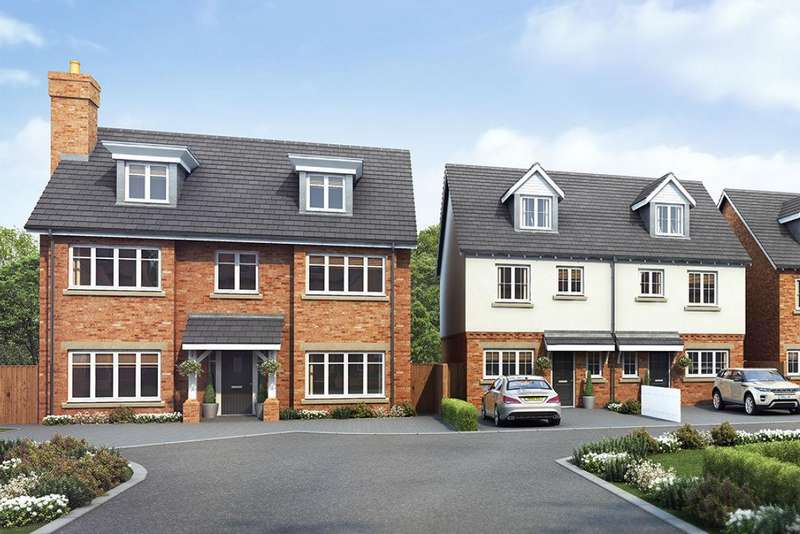 5 Bedrooms Detached House for sale in Abbotts Way, Stapleford Abbotts