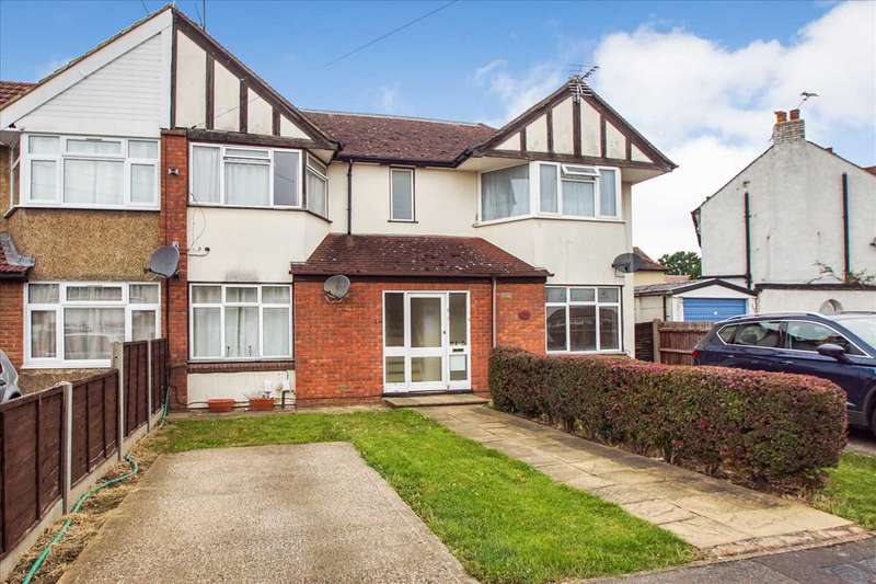 1 Bedroom Apartment Flat for sale in Mildenhall Road, Slough