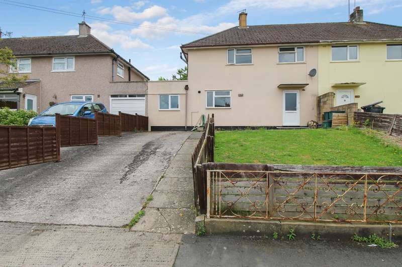 3 Bedrooms Semi Detached House for sale in Hazelbury Road, Whitchurch, Bristol, BS14 9EX