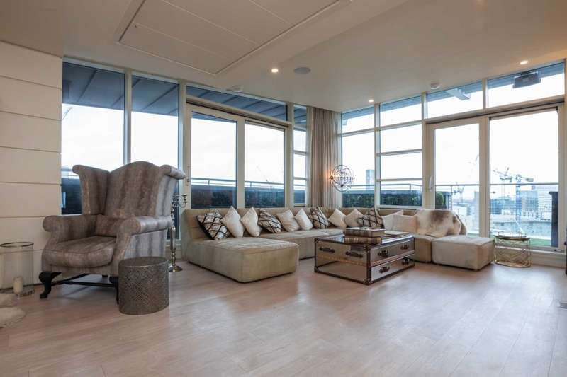 4 Bedrooms Penthouse Flat for sale in Leftbank, Spinningfields