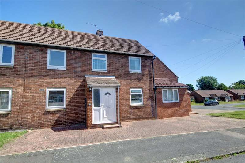 5 Bedrooms Semi Detached House for sale in Gray Avenue, Framwellgate Moor, Durham, DH1