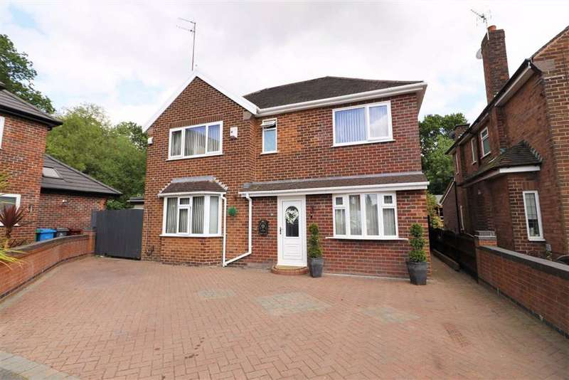 4 Bedrooms Detached House for sale in Withenfield Road, Brooklands, Trafford, M23