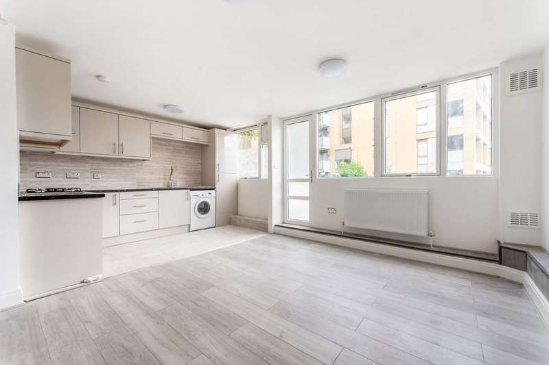 4 Bedrooms Flat for rent in AYTOUN ROAD, Brixton, SW9