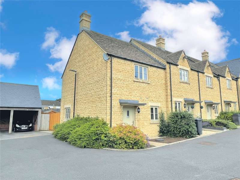 2 Bedrooms Property for sale in Gillman Close, Cirencester GL7